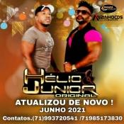 Helio e Junior Original - CD REPERTÓRIO NOVO - 2021