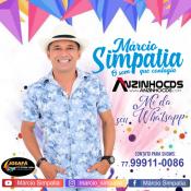 MÁRCIO SIMPATIA - O SOM QUE CONTAGIA - 2021