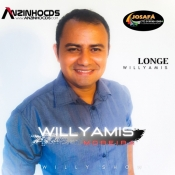 WILLYAMIS MOREIRA - LONGE CD - 2021